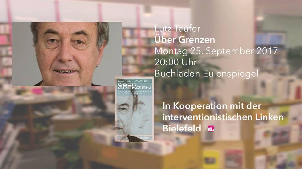 Lutz Taufer: Über Grenzen
