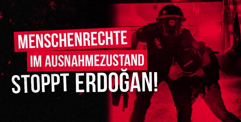 Stoppt Erdogan