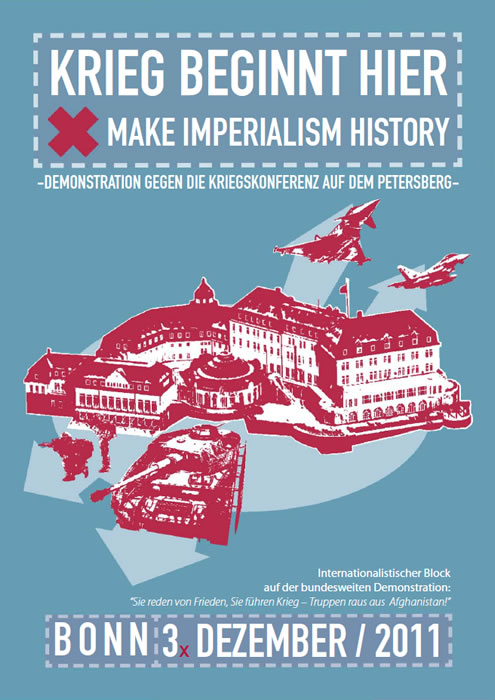 Plakat: Make Imperialism History