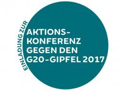 G20-Aktionskonferenz in Hamburg