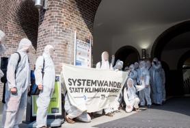 Hannover: Solidarität mit Ende Gelände!