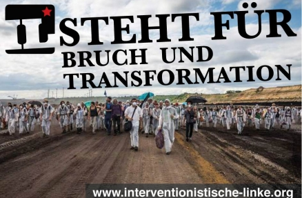 Bruch und Transformation Sticker