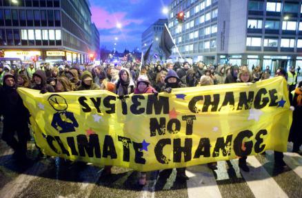 Klimakrise Krisenklima