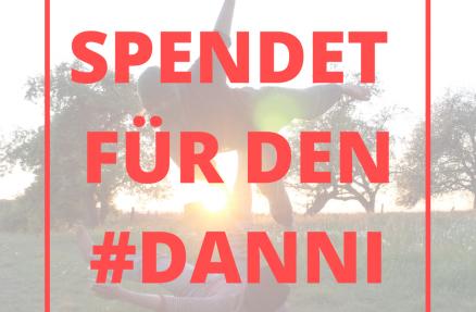Spenden für den Danni