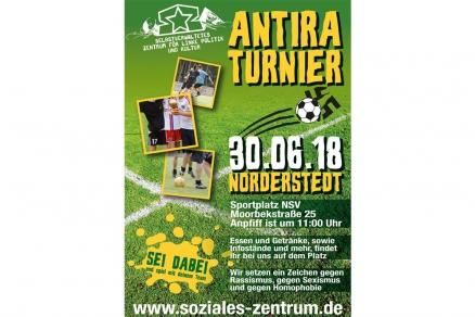 Flyer Antira Turnier 2018