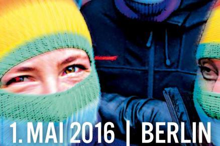 1. Mai 2016, 18 Uhr, Berlin-Kreuzberg