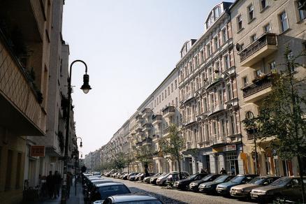 Berlin Friedrichshain