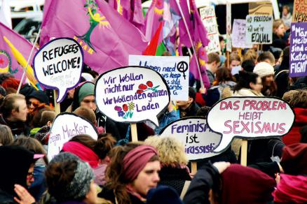 Grenzenlos feministisch