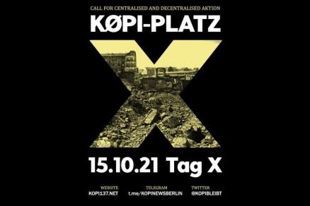 Köpi Wagenplatz Tag X: 15.10.2021