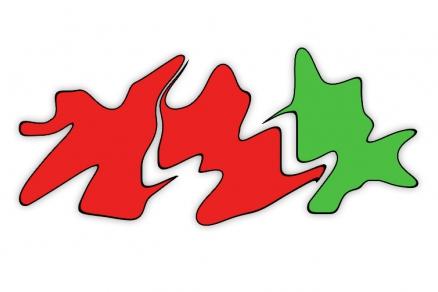 Rot Rot Grün