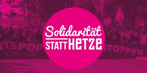 Veranstaltungsreihe zur AfD in Hamburg