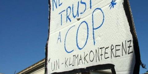 UN-Klimakonferenz 2009 in Kopenhagen