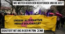 Rote Zone: Wie weiter gegen den Rechtsruck und die AfD?