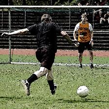 Antirassistisches Fußballturnier