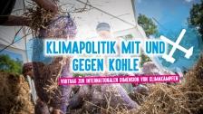 Ende Gelände 2017: Klimavortrag Hannover