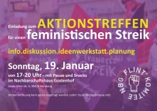 FLINT*-Streik 8. März 2020