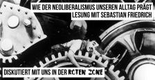 Rote Zone: Wie der Neoliberalismus unseren Alltag prägt