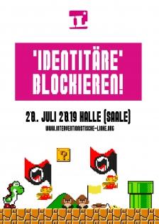Infoveranstaltung in Berlin zur rechten Identitären Bewegung