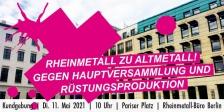 Rheinmetall zu Altmetall
