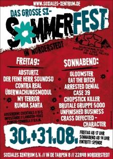 Sommerfest 2019 im SZ Flyer